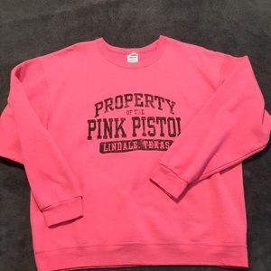 Pink Pistol sweatshirt